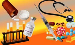 ПНООЛР для больниц и медицинских учреждений