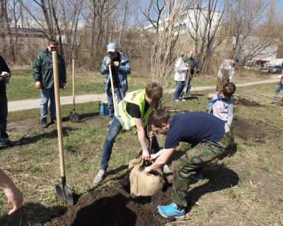 «Всероссийский экологический субботник» состоится 29 апреля текущего года